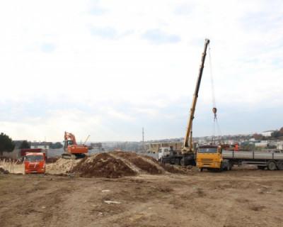 В Севастополе начали строить новый детский сад