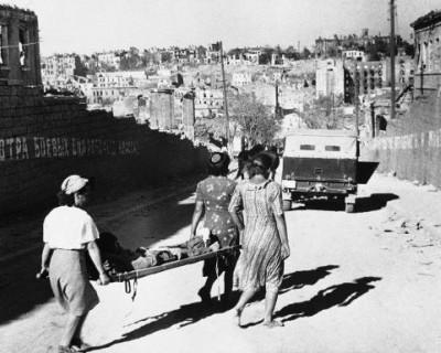 Жителей осажденного Севастополя приравняли к ветеранам войны