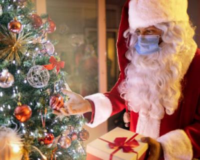 В Крыму открываются резиденции Деда Мороза
