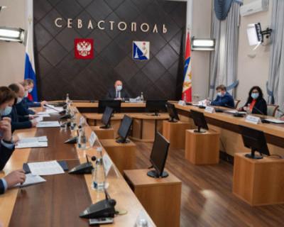 В правительстве Севастополя создано управление по реализации ФЦП