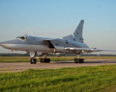 В Крыму будут размещены  дальние бомбардировщики Ту-22М3