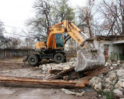 В Севастополе началось строительство дополнительного корпуса школы № 54