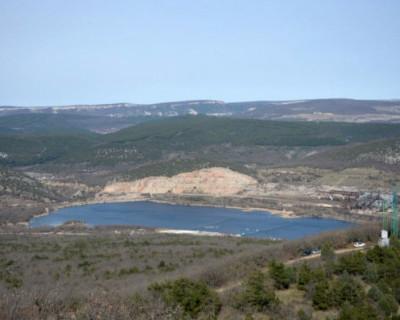В Севастополь стали подавать воду из водоёма на Гасфорте
