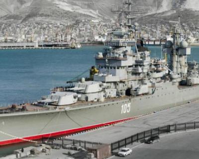 Ветераны флота требуют возвращения крейсера «Михаил Кутузов» в Севастополь