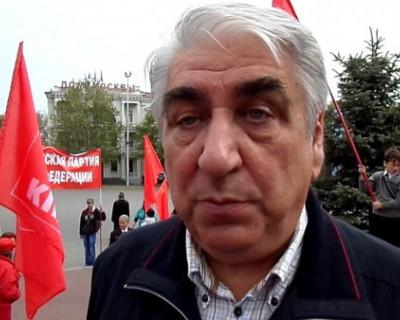 Глава коммунистов Севастополя рассказал о своей связи с Путиным