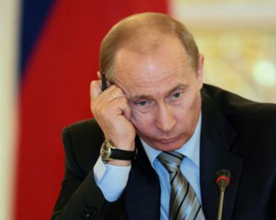 Путин обиделся на то, что на Западе нас считают придурками