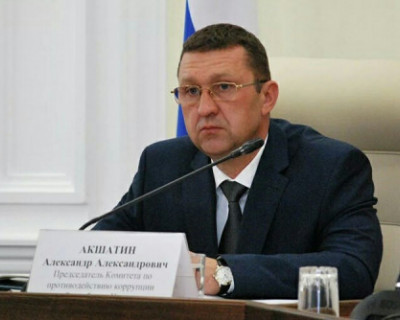 Уволен глава крымского комитета по противодействию коррупции