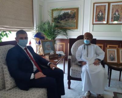 СевГУ будет сотрудничать с Университетом имени султана Кабуса в Омане