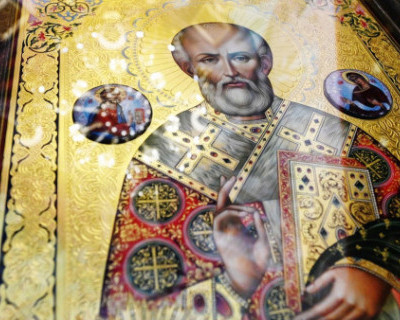Поздравление главы Крыма с Днем святителя Николая Чудотворца