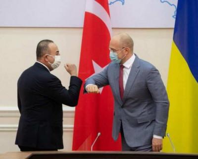 Украина и Турция заключили военно-политический союз, направленный против России