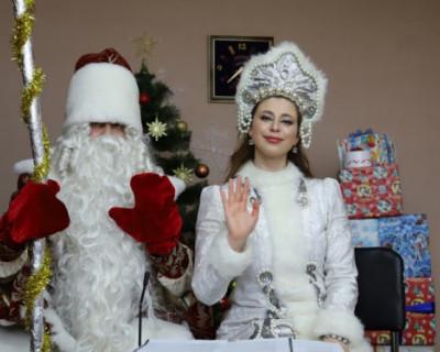 В Севастополе стартовала Всероссийская новогодняя акция «Полицейский Дед Мороз» в режиме онлайн