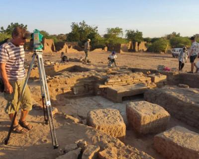 Магистрант СевГУ принимает участие в археологических раскопках в Африке