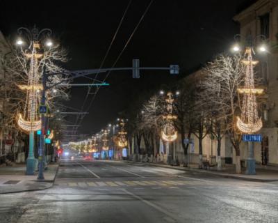 Общественный транспорт Севастополя не будет работать в новогоднюю ночь