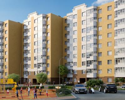 «ИнтерСтрой» возводит «Апельсин» в Севастополе