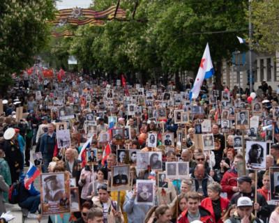 «Бессмертный полк» Севастополя продолжает работу и в условиях карантинных ограничений