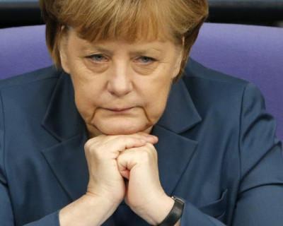 В России стартовала акция «Поздравь Ангелу Меркель с Днем Победы»