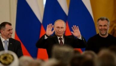 Сегодня в Республике Крым праздник и выходной!