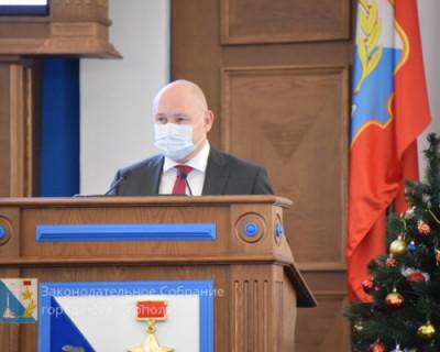 Итоги предновогоднего заседания в Заксобрании Севастополя