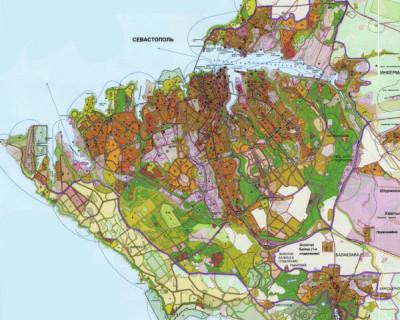 В Севастополе пересмотрят генплан города