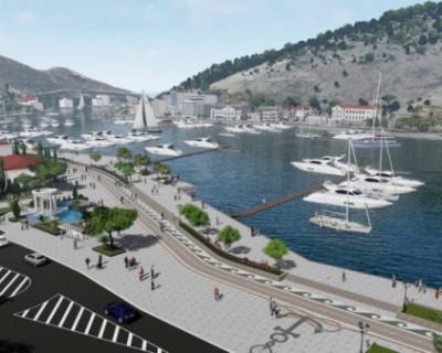 В Севастополе утвержден проект планировки и проект межевания территории яхтенной марины в Балаклаве