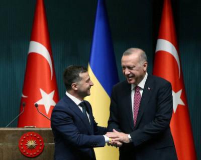 Чем грозит Крыму военно-политический союз Украины и Турции?