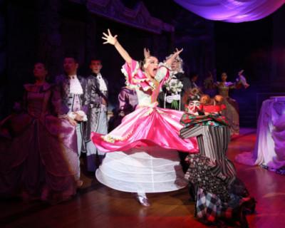 И вновь премьера в театре танца имени В.А. Елизарова!