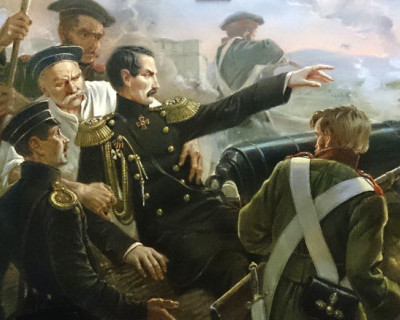 «Синдром Дельбрюка». В защиту чести вице-адмирала В.А. Корнилова