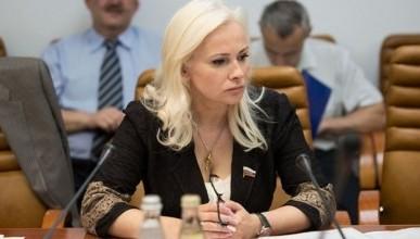 Текст гимна «Крым вернулся домой», написанный сенатором Ольгой Ковитиди