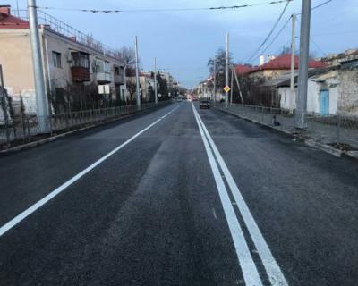 В Севастополе изменилась организация дорожного движения