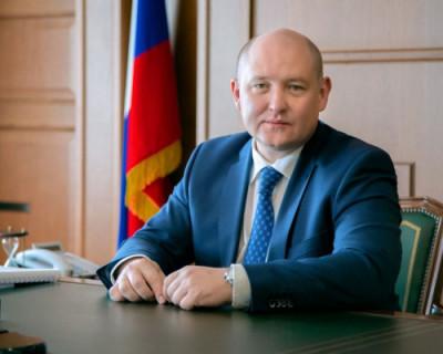 С днём рождения, Михаил Владимирович! Спасибо за блестящие результаты работы в Севастополе