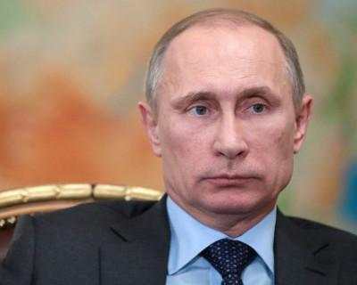 Путин не поздравил украинцев с Новым годом