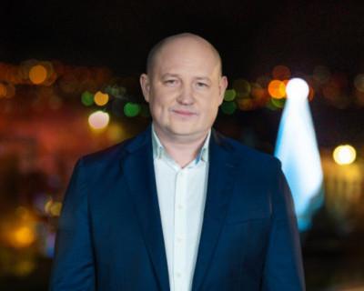 Поздравление Михаила Развожаева с Новым годом