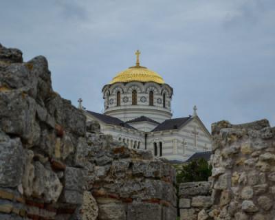 Открылась капсульная выставка «Образы Рождества на византийской иконе из Херсонеса»