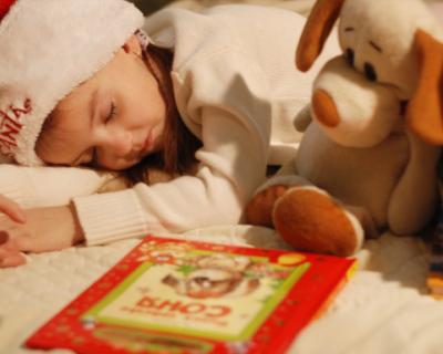 Как провести новогодние каникулы с детьми
