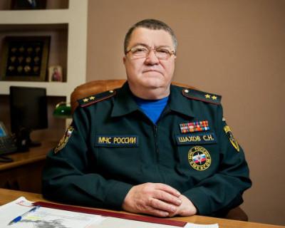 Глава МЧС Крыма Сергей Шахов умер от коронавируса