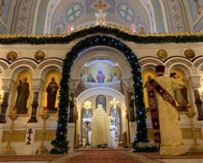 Поздравление губернатора Севастополя с Рождеством