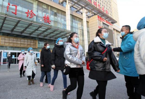 В Китае началась вторая волна коронавируса