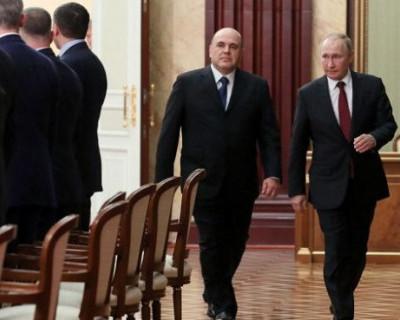 В России в 2021 году будет глобальная перетряска всей федеральной власти