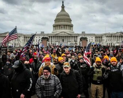 И грянет буря: сторонники Трампа готовятся к Гражданской войне