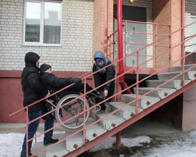 Недоступная доступная среда для инвалидов