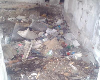 Байдарская долина тонет в мусорных отходах! (фото)
