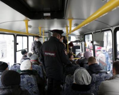Жителей и гостей Севастополя призвали сообщать о гражданах, которые передвигаются без масок