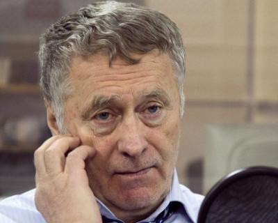 Жириновский заявил, что готов отдать бразды правления в партии женщине