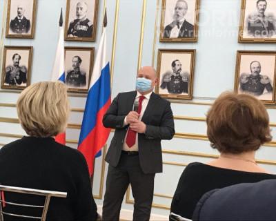 В День российской печати «ИНФОРМЕР» получил благодарность от губернатора Севастополя
