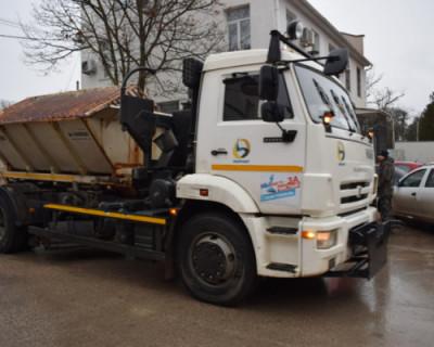 «Севастопольский автодор» перешёл на усиленный режим работы