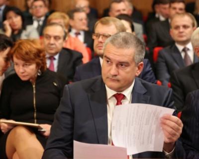 Аксенов запретил чиновникам отказывать инвесторам