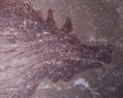 Найден самый древний рисунок в мире