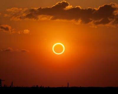 Как будет происходить крупнейшее солнечное затмение 20 марта