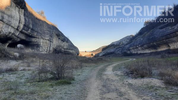 пещерный храм Донаторов Крым