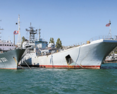 Корабли ЧФ РФ подготовлены к непогоде